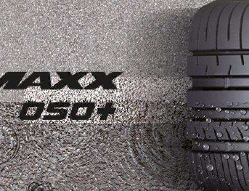 DUNLOP MAXX050+ TÜRKİYE PAZARINDA!